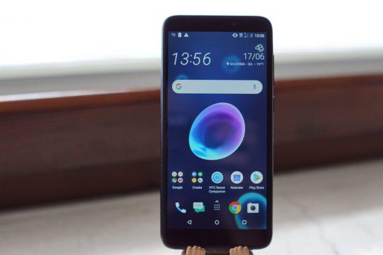 HTC Desire 12 Front
